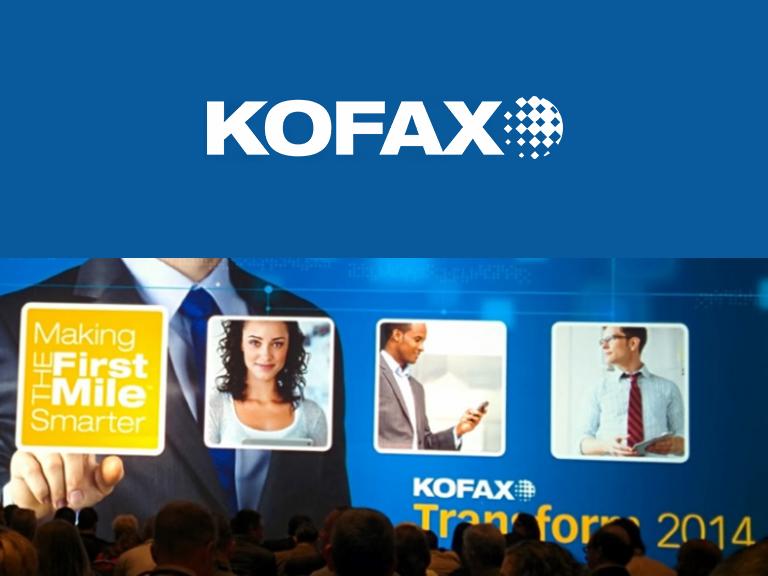 INTEGRIM à l'affût des nouveautés Kofax