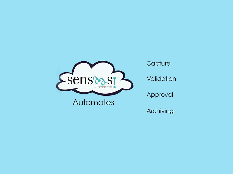 Webinar on Our SenSaaS Accounts Payable Automation Solution